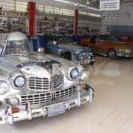 """Museo del Automóvil """"José Ham Gunam"""""""